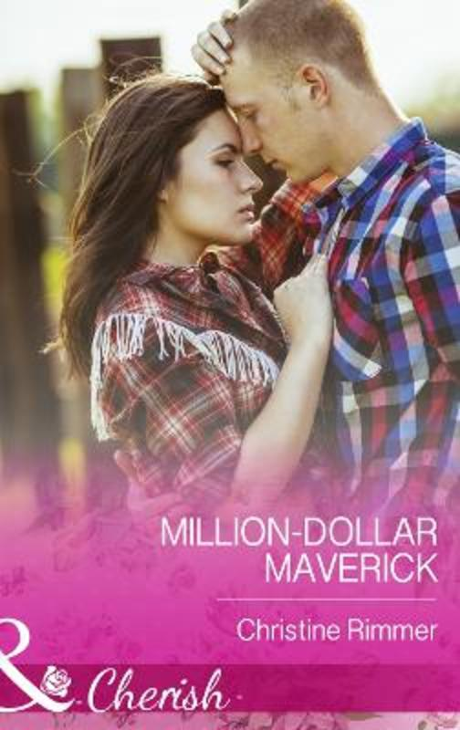 Jacket image for the title 'Million-Dollar Maverick (Mills & Boon Cherish)