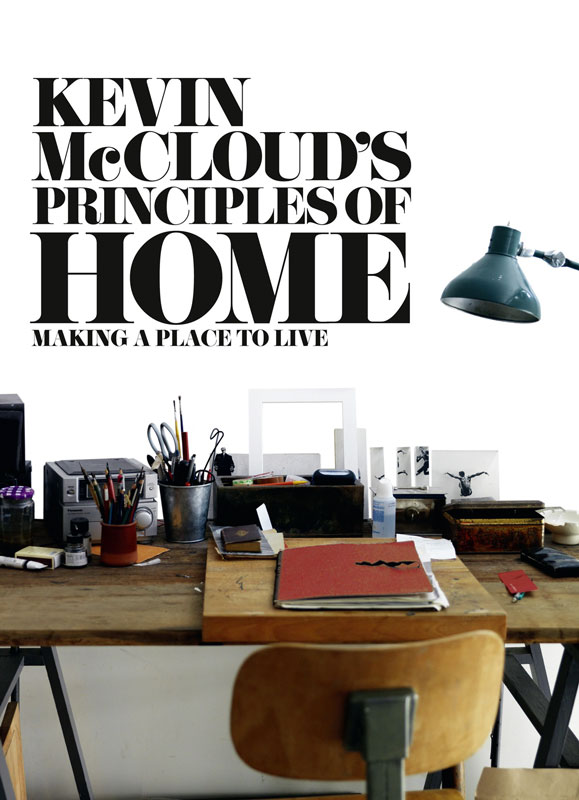 Jacket image for the title 'Kevin McCloud's principles of home
