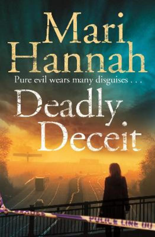 Jacket image for the title 'Deadly deceit'