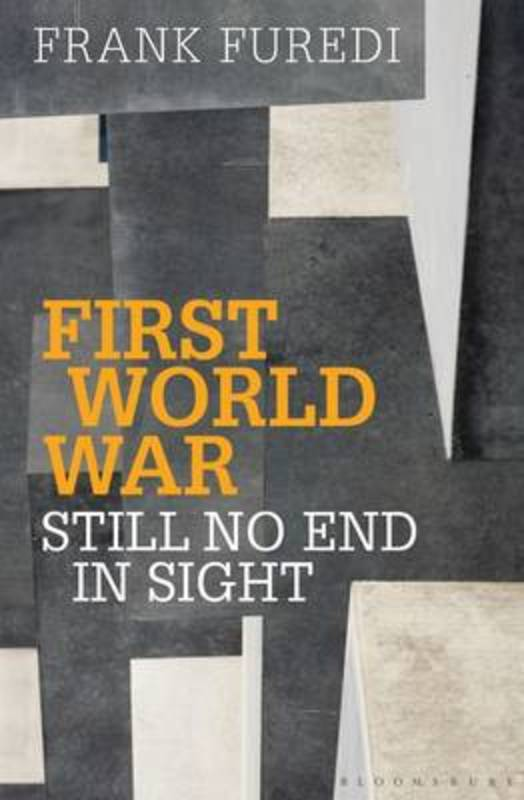 Jacket image for the title 'First World War - still no end in sight