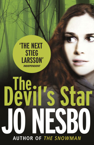 Jacket image for the title 'The devil's star'