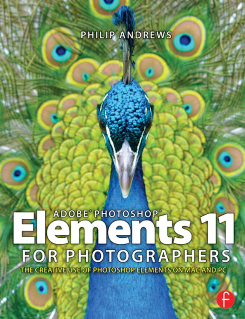 Jacket image for the title 'Adobe Photoshop Elements 11 for photographers