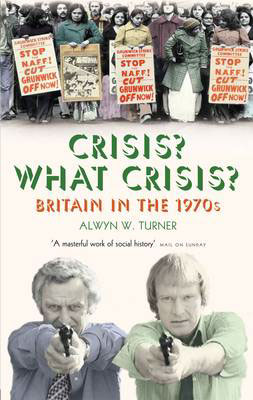 Jacket image for the title 'Crisis? What crisis?