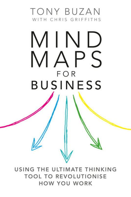 Jacket image for the title 'Mind maps for business