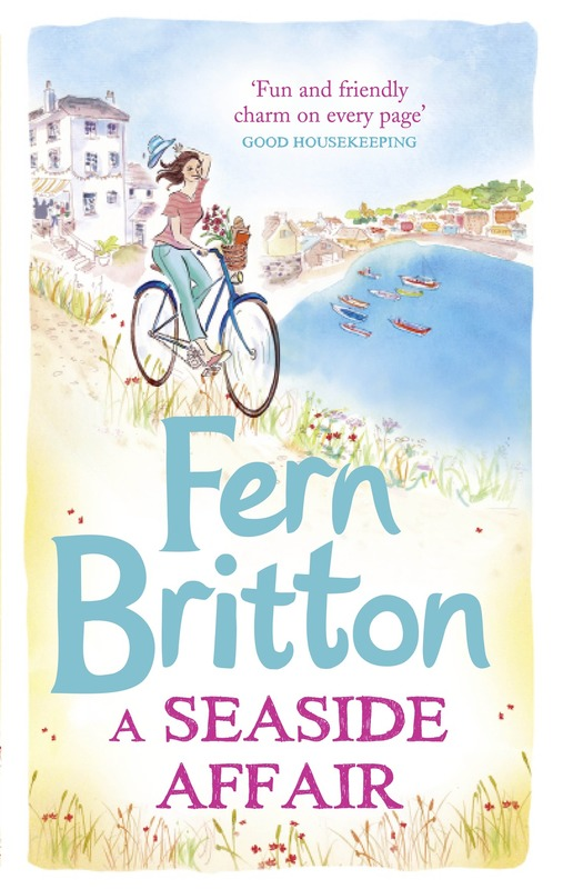 Jacket image for the title 'A seaside affair'