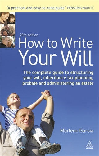 Jacket image for the title 'How to write your will