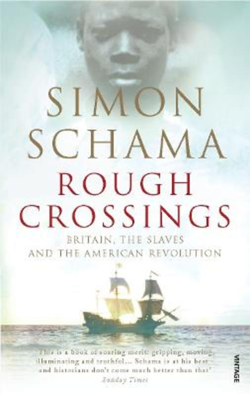 Jacket image for the title 'Rough crossings