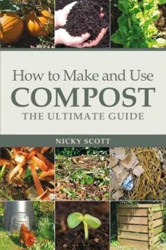 Jacket image for the title 'How to make and use compost