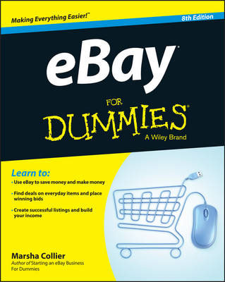 Jacket image for the title 'eBay for dummies.'