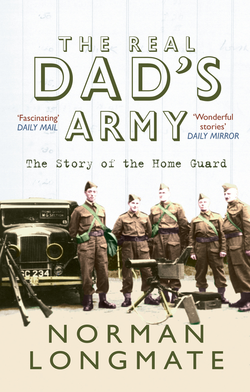 Jacket image for the title 'The real Dad's Army'