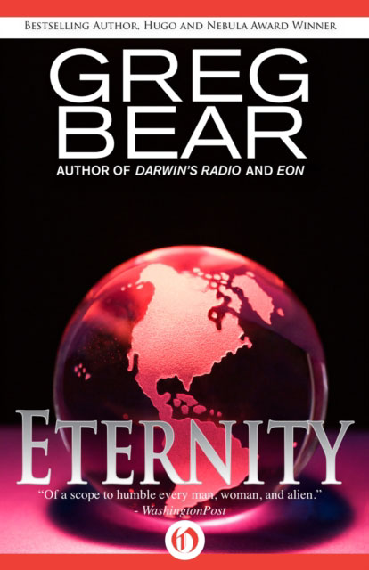 Jacket image for the title 'Eternity