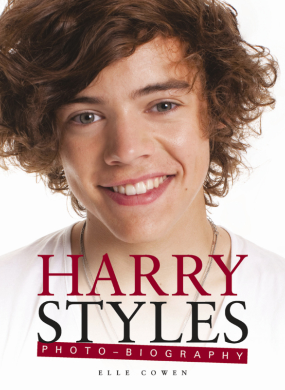 Jacket image for the title 'Harry Styles'