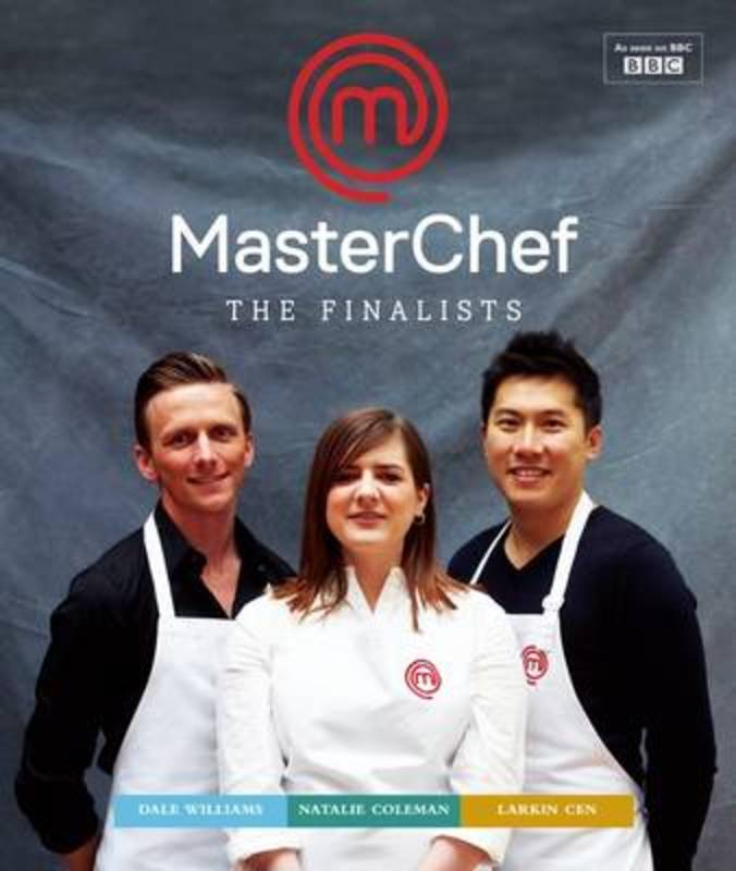 Jacket image for the title 'MasterChef, the finalists