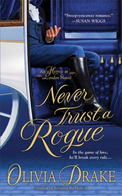 Jacket image for the title 'Never Trust A Rogue'