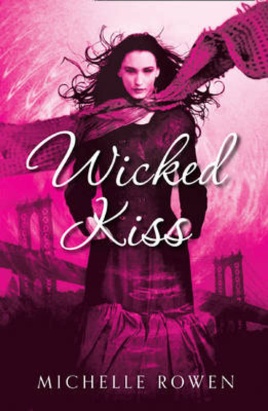 Jacket image for the title 'Wicked kiss