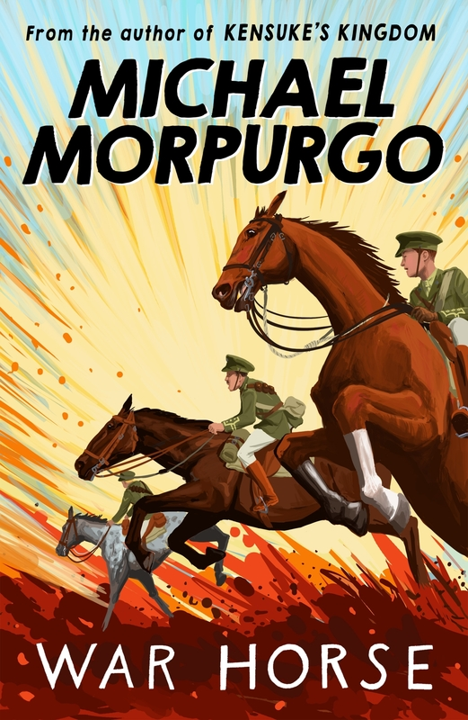 Jacket image for the title 'War horse'
