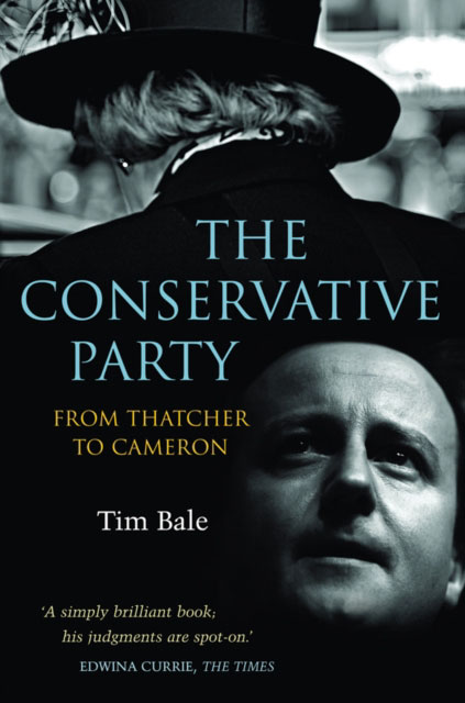 Jacket image for the title 'Conservative Party