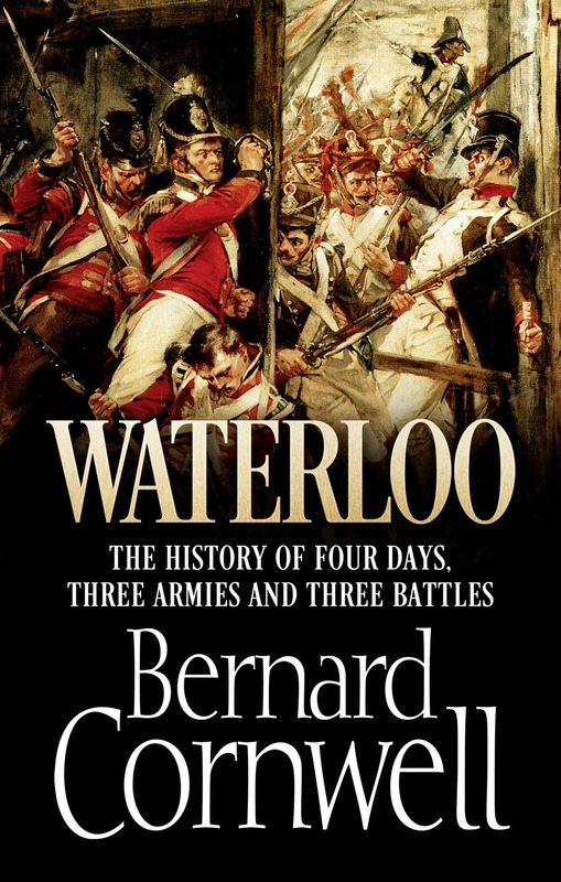 Jacket image for the title 'Waterloo'