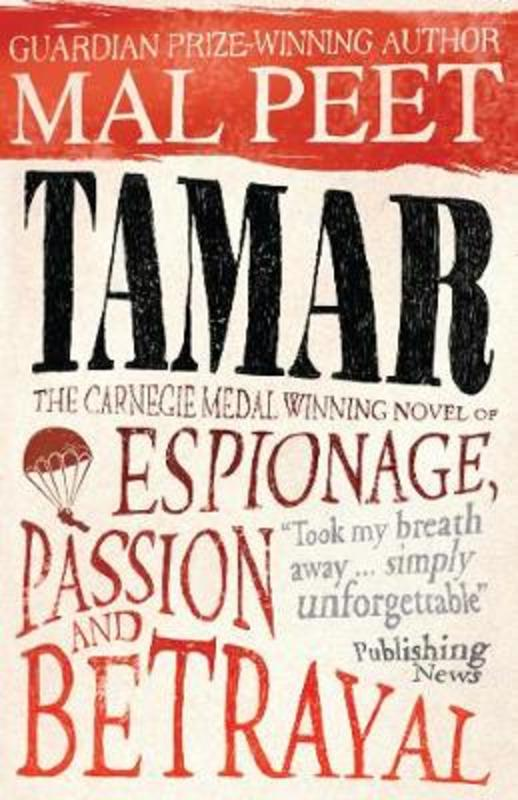 Jacket image for the title 'Tamar'