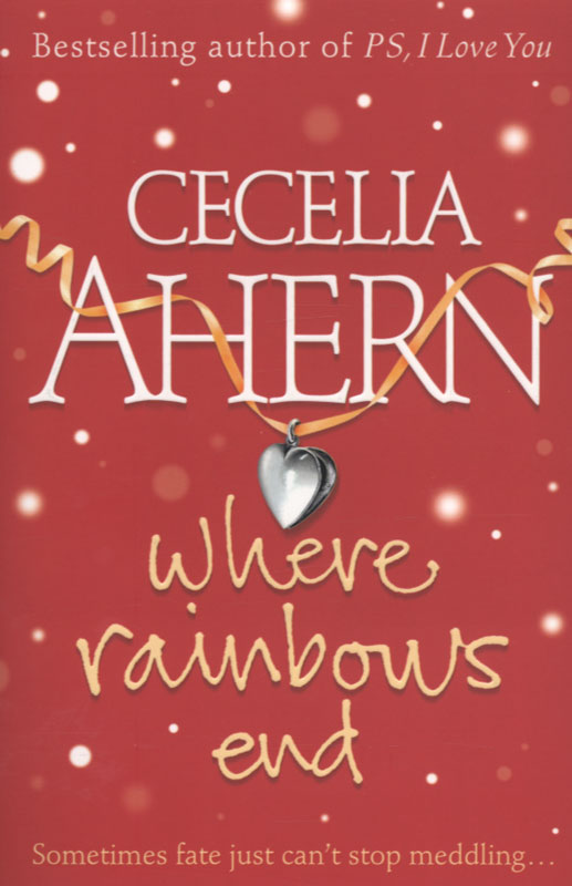 Jacket image for the title 'Where rainbows end'
