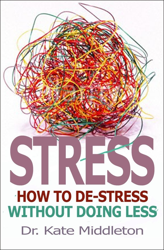 Jacket image for the title 'Stress